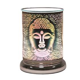 Cylinder 3D Electric Wax Melt Burner Touch - Buddha