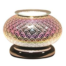 Ellipse 3D Electric Wax Melt Burner  - Fan