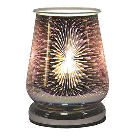 Urn 3D Electric Wax Melt Burner  - Fountain