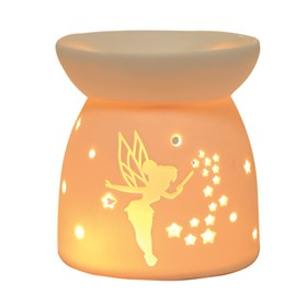 Wax Melt Burner - Ceramic Fairy