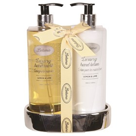 Lemon & Lime Luxury Hand Wash & Lotion