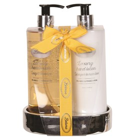 Mango & Mandarin Luxury Hand Wash & Lotion