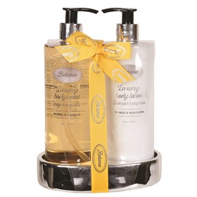 Mango & Mandarin Luxury Body Wash & Lotion