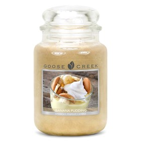 Banana Pudding 24oz Scented Candle Jar