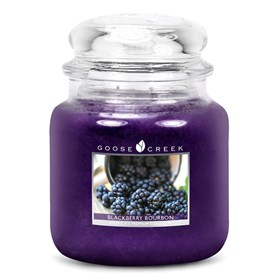 Blackberry Bourbon 16oz Scented Candle Jar
