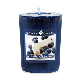 Blueberry Cheesecake Scented Votive