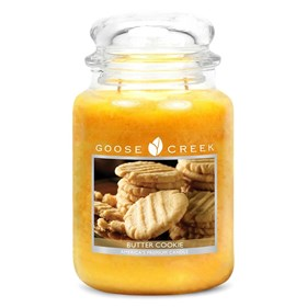 Butter Cookie 24oz Scented Candle Jar