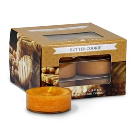 Butter Cookie Scented Tea Lights Candles