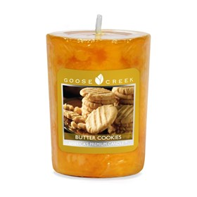 Butter Cookie Scented Votive