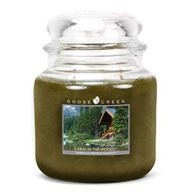 Cabin in the Woods 16oz Scented Candle Jar