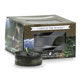 Cabin in the Woods Scented Tea Lights