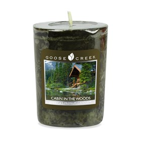Cabin in the Woods Scented Votive