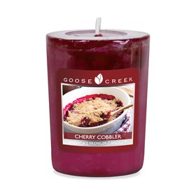 Cherry Cobbler Scented Votive