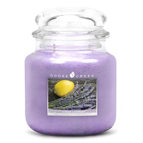 Citrus Lavender 16oz Scented Candle Jar