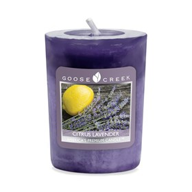 Citrus Lavender Scented Votive