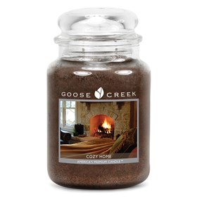 Cozy Home 24oz Scented Candle Jar