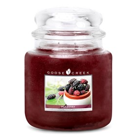 Mulberry 16oz Scented Candle Jar