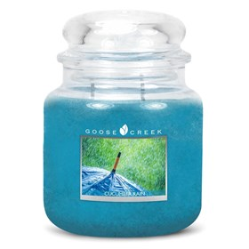 Cucumber Rain 16oz Scented Candle Jar