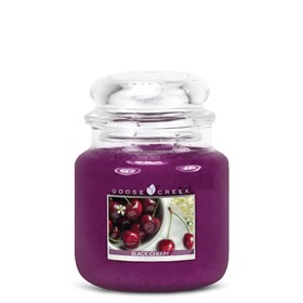 Black Cherry 16oz Scented Candle Jar