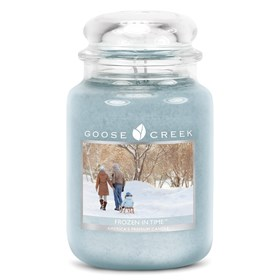 Frozen In Time 24oz Scented Candle Jar