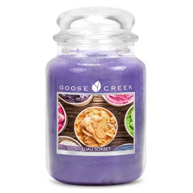 Luau Sorbet 24oz Scented Candle Jar