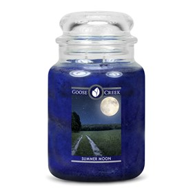 Summer Moon 24oz Scented Candle Jar