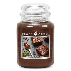 Home-made Brownies 24oz Scented Candle Jar