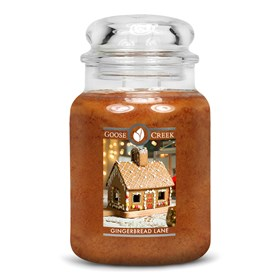 Gingerbread Lane 24oz Candle Jar