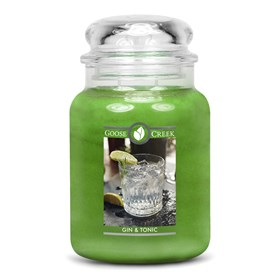 Gin & Tonic 24oz Scented Candle Jar