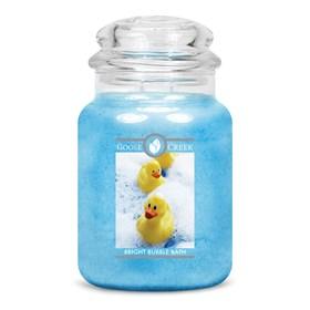Bright Bubble Bath Goose Creek Scented Candle Jar
