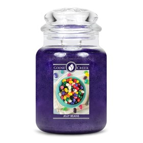 Jelly Beans Goose Creek Candle Jar