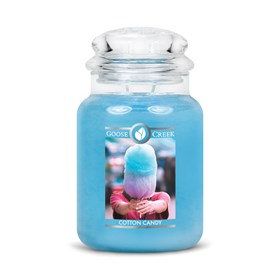 Cotton Candy Goose Creek 24oz Scented Candle Jar