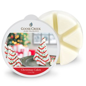 Christmas Cakes Scented Wax Melts