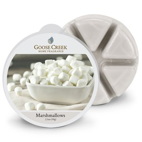 Marshmallows Goose Creek Scented Wax Melts