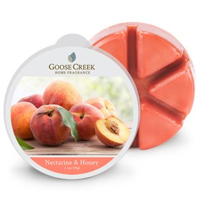 Nectarine & Honey Scented Wax Melts