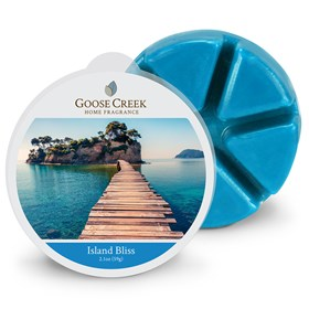 Island Bliss Goose Creek Scented Wax Melts
