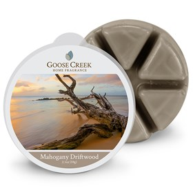 Mahogany Driftwood Goose Creek Scented Wax Melts
