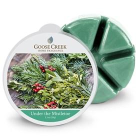 Under The Mistletoe Goose Creek Scented Wax Melt