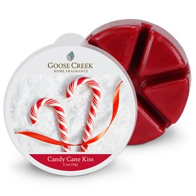 Candy Cane Kiss Goose Creek Scented Wax Melts