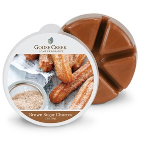 Brown Sugar Churros Goose Creek Scented Wax Melts