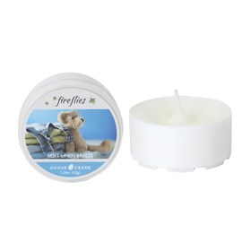 Soft Linen Breeze Scented Firefly