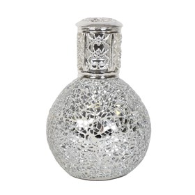 Fragrance Lamp - Silver