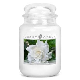 Gardenia Petals 24oz Scented Candle Jar