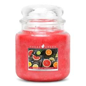 Grapefruit Mandarin 16oz Scented Candle Jar