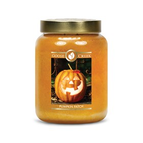 Pumpkin Patch Limited Edition 24oz Scented Candle Jar
