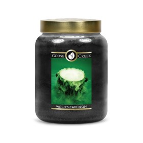 Witches Caldron Limited Edition 24oz Scented Candle Jar