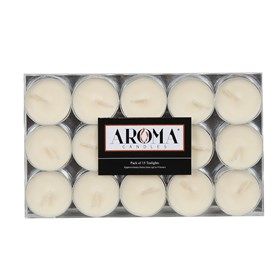 Ivory Tealights - Pack of 15