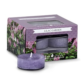 Lilac Garden Scented Tea Lights