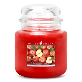 Macintosh Apple 16oz Scented Candle Jar