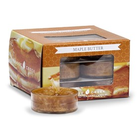 Maple Butter Scented Tea Lights